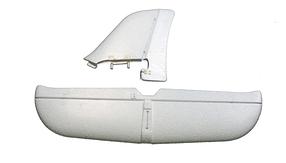 Хвостовое оперение планера VolantexRC Ranger G2 757-6 1600мм (V-P7570603)