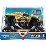 Hot Wheels Monster Jam Внедорожник джип Макс-Д 1:24 Scale 20108313 Max D Monster Truck Die-Cast Vehicle, фото 2