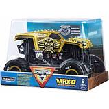 Hot Wheels Monster Jam Внедорожник джип Макс-Д 1:24 Scale 20108313 Max D Monster Truck Die-Cast Vehicle, фото 3