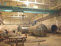 Резервуар горизонтальный стальной подземный РГСП-50 м3