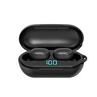 Беспроводные Bluetooth наушники H6 + ПОДАРОК:Нескользящий коврик для телефона. Размер 11*9 см
