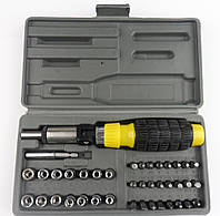 Набор инструментов в чемодане ед. AIWA, Качество