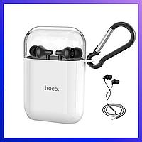 Вакуумные наушники в Hoco M74 Pro от Xiaomi \ с микрофоном \ вакуумні навушники