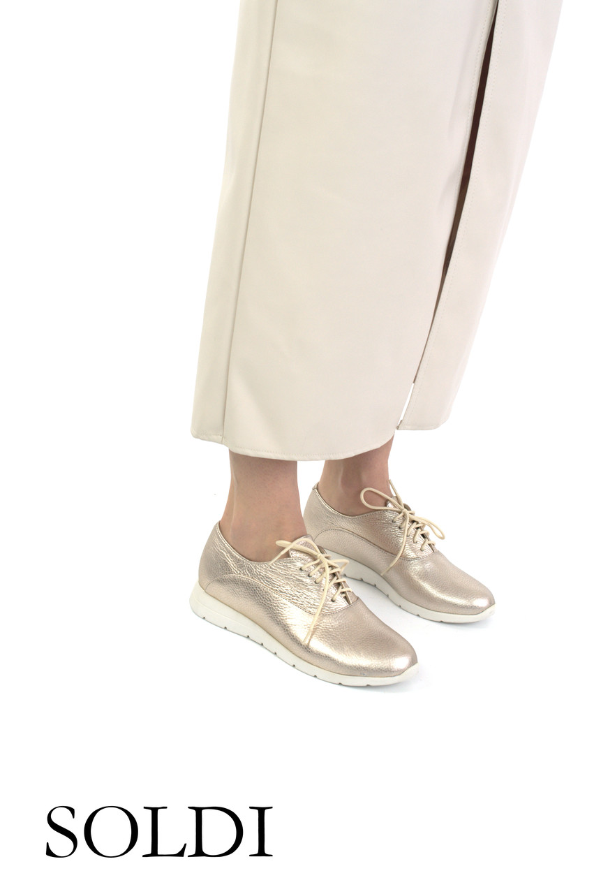 Женская кожаная обувь. Украина.