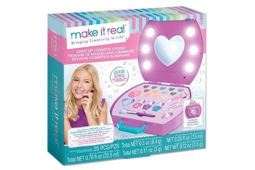 Make it Real Великий набір косметики для дітей «Салон краси», MR2508