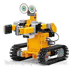Програмований робот UBTECH JIMU Tankbot (6 servos) (6342873)