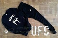 """Спортивный костюм мужской """"UFC"""" чёрный"""