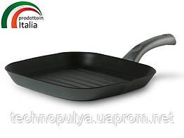 Сковорода TVS PLATINO 28х28 см, гриль (6374388)