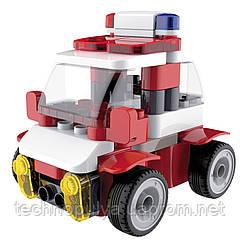 Конструктор Pai Blocks Police Car (6389181)