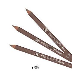 Карандаш для бровей Cascade of Colours 007 1.14 г 101-007, КОД: 1563613