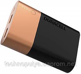 Портативное зарядное устройство Duracell PB3x1TBCD 10050mAh (6486624)