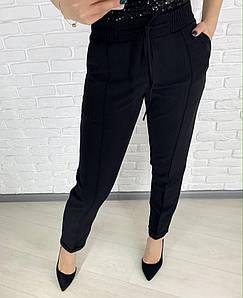 Женские брюки под пояс с завышенной талией 42, 44, 46, 48, 50, 52