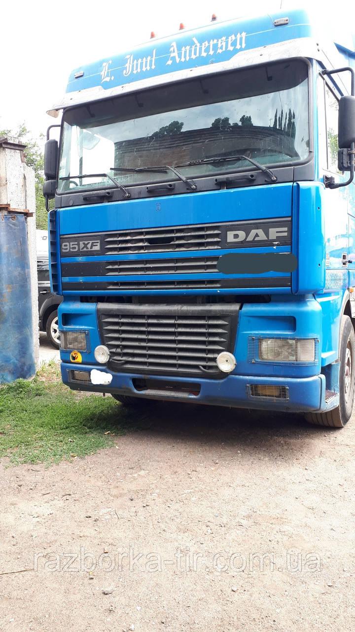 Кабина ДАФ DAF XF 95, 430, евро 3