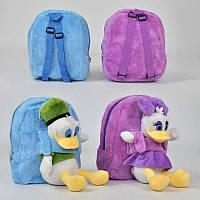 Рюкзак детский мягкий Утенок