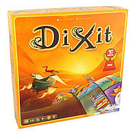 Игра настольная Dixit Диксит (на ассоциации)