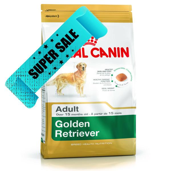 Сухой корм для собак Royal Canin Golden Retriever Adult 3 кг