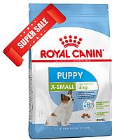 Сухой корм для собак Royal Canin X-Small Puppy 1,5 кг