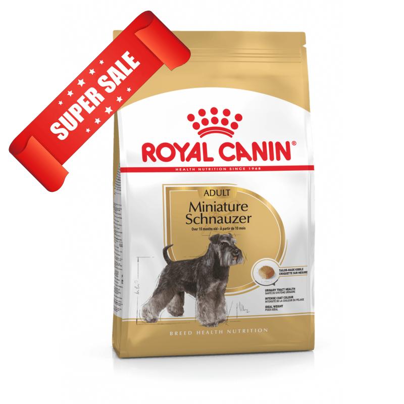 Сухой корм для собак Royal Canin Miniature Schnauzer Adult 0,5 кг