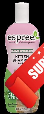 Шампунь для котов Espree Kitten Shampoo 355 мл