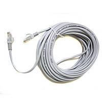 Патч корд RJ45 LAN кабель 10m HLV 13525-9 007523, КОД: 1752371