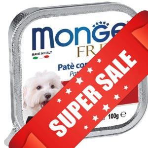Влажный корм для собак Monge Fresh Tuna 100 г