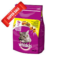 Сухой корм для кошек Whiskas с курицей 950 г
