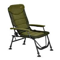 Кресло карповое рыбацкое Elektrostatyk FK7 2021 комфортное. Premium Aluminium SUPRA  FK7