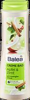 """Balea Creme Bad Apfel & Zimt - Крем-пена для принятия ванн """"Яблоко и корица"""", 0,75 л"""