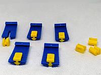 Крепления для штукатурных маяков Адванта (пластик; 1000 штук)