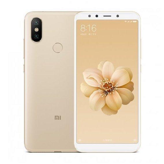 Xiaomi Mi A2 4/32Gb  Gold Global Version