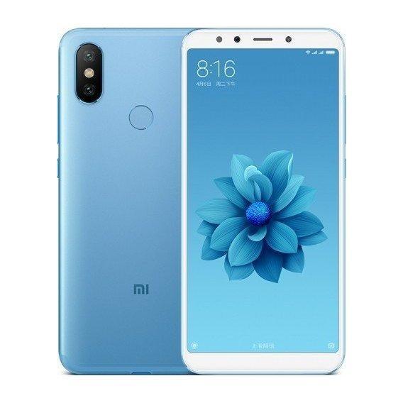 Xiaomi Mi A2 4/32Gb Blue Global Version