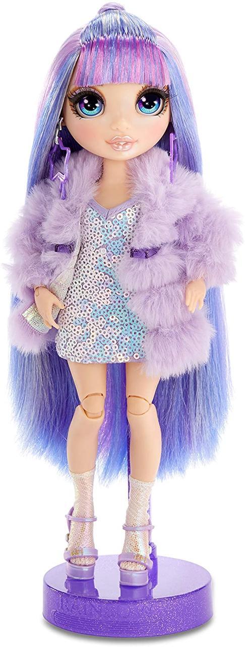 Оригинальная Кукла Рейнбоу Хай - Вайолент Виллоу (569602)
