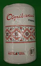 Туалетне рушник (а1) Д160 Обухівський (2х шарове) (1 пач.)