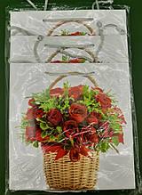 Пакет подарунковий паперовий квадратний и 23*24*10(артKV-108) (12 шт)