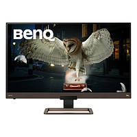 Монітор 32 BenQ EW3280U Metallic Brown (9H.LJ2LA.TBE), фото 1