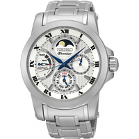 Мужские часы Seiko SRX011P Premier Kinetic Direct Drive