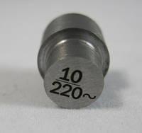 Лазерная маркировка шильдиков и других изделий