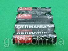 Батарейка Німеччина (АА R6) сольові(Б-4) (4 шт)