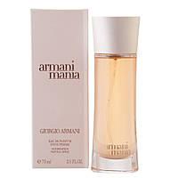 Женская туалетная вода  Giorgio Armani Mania 75 ml