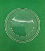 Крышка пластиковая для супника 750мл.1000мл (50 шт) одноразовая прозрачная