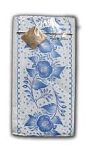 Святкова серветка (ЗЗхЗЗ, 10шт) Luxy MINI Квітковий ажур 2003 (1 пач.)