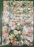 Пакет бумажный подарочный квадратный ы 23*24*10(артKV-076) (12 шт), фото 3