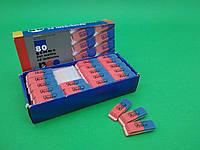 "Резинка для стирания (ластик красно-синий ) ""NEO line"" L-1969 (1 шт)"