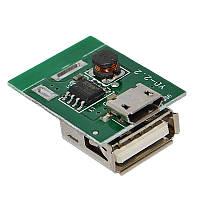 Модуль PowerBANK MINI зі світлодіодним індикатором з USB виходом 5V 1A - Розпродаж