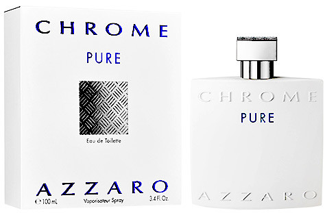 Azzaro  Chrome Pure 30ml