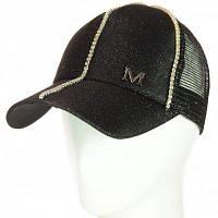 Бейсболка женская 42018-2 черный SKL11-244023