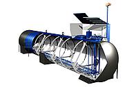 Резервуары для АЗС горизонтальные стальные подземные