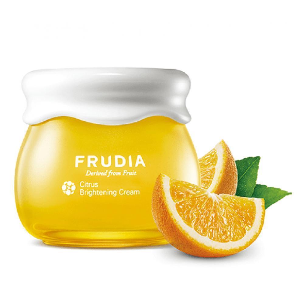 Frudia Citrus Brightening Cream Крем для сияния кожи с экстрактом мандарина, 55 мл