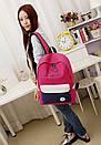 Молодежный рюкзак / Школьный рюкзак / Стильный / Вместительный / женский рюкзак / детский, фото 2