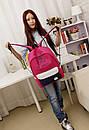 Молодежный рюкзак / Школьный рюкзак / Стильный / Вместительный / женский рюкзак / детский, фото 3